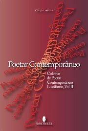 """""""Poetar Contemporâneo"""", volume II, Edições Vieira da Silva"""