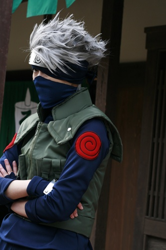 5.+cosplay+kakashi Some boys were never growing up  wallpaper