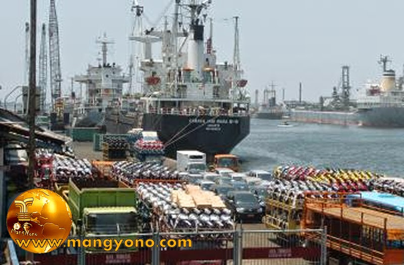 FOTO : Pelabuhan Tanjug Priok Jakarta