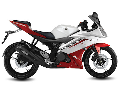 2013 Yamaha R15 V2.0 - Raring Red