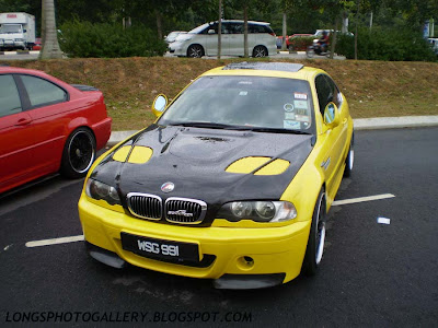 Modified BMW E46 M3/Coupe