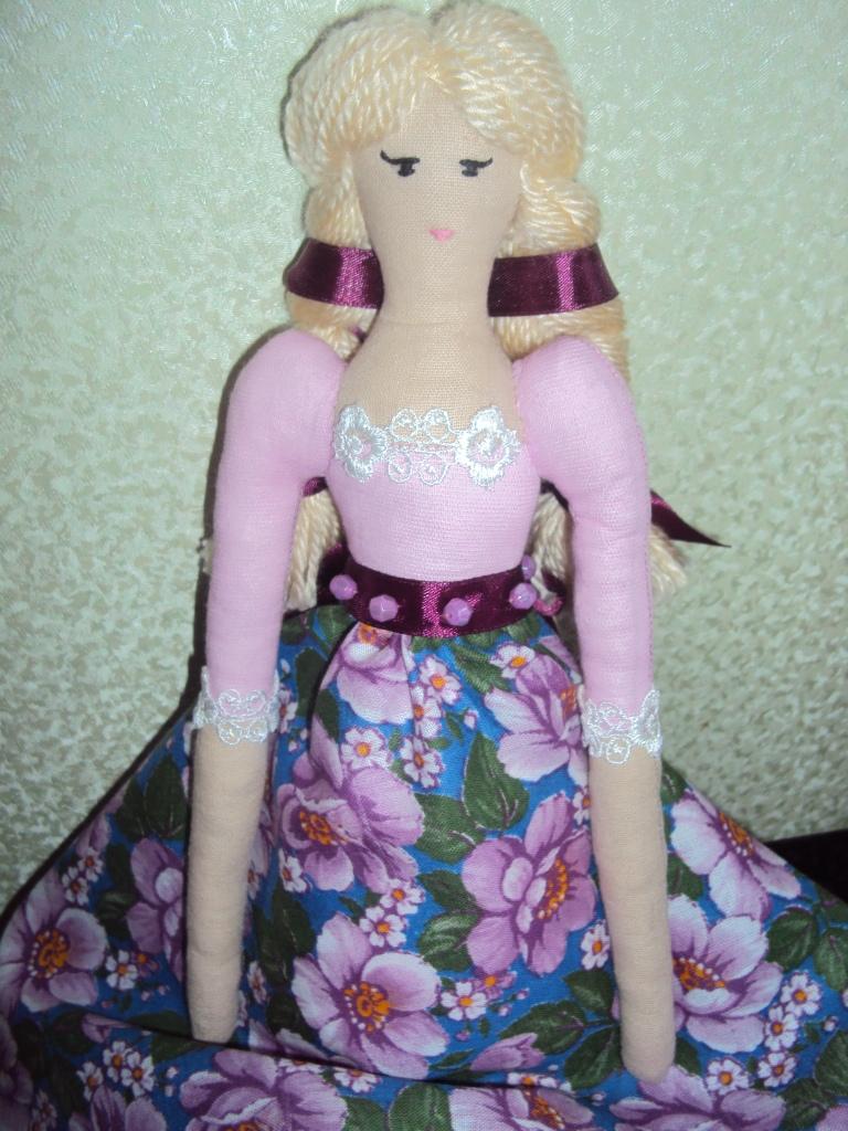 тильда,кукла,мк