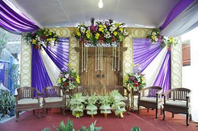 Tips Dekorasi Pernikahan Muslimah