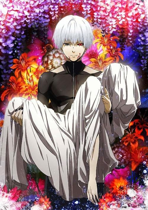 Tokyo Ghoul Temporada 2 sin censura