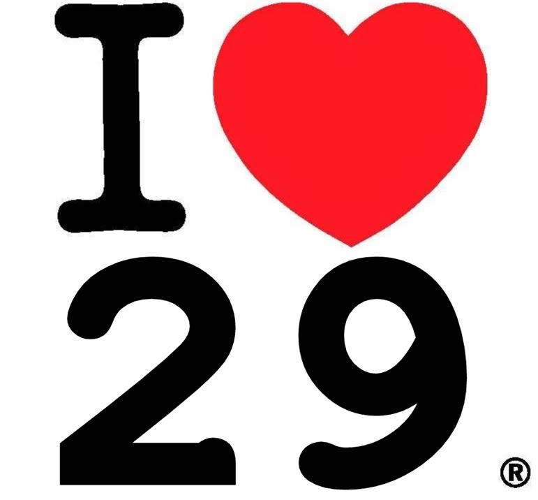 Красивые поздравления 29 лет 78