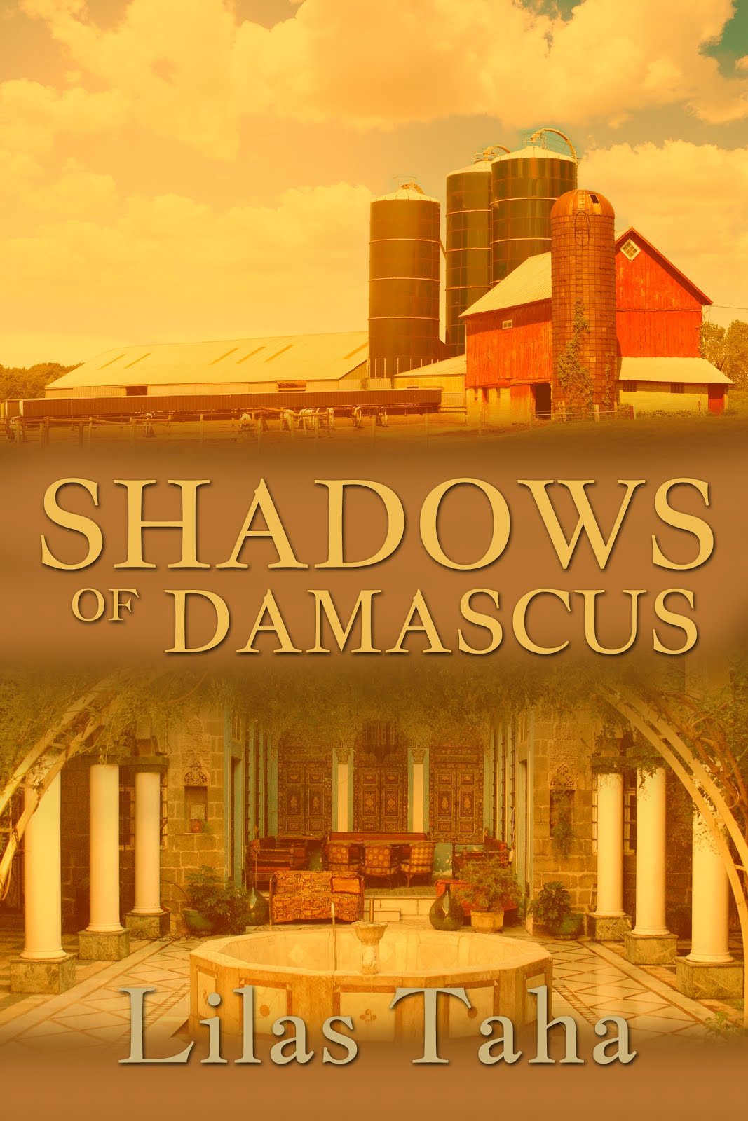 Click on book image to buy Shadows of Damascus from Amazon