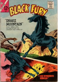 Black Fury #01 – #57 (1955-1966) Wild West #58 (1966) Complete Series