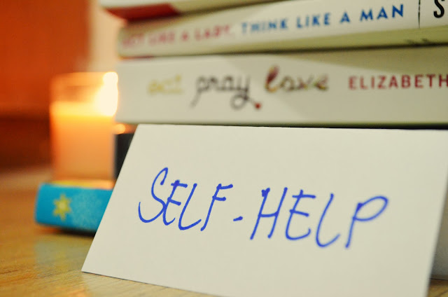 Self help books essay
