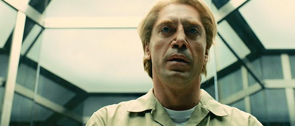 Javier Bardem as Silva in Skyfall