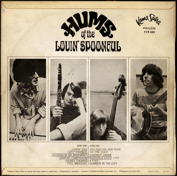 Hums Of The Lovin Spoonful -