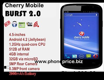 CM Burst 2.0 SRP PH
