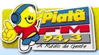 Rádio Piatã FM, a mais ouvida de Salvador, ao vivo e online