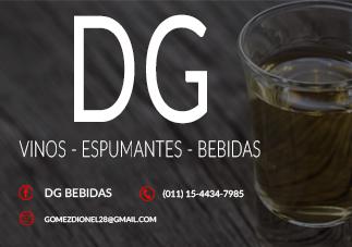 DG BEBIDAS