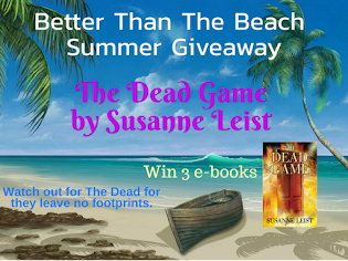 BETTER THAN BEACH SUMMER GIVEAWAY