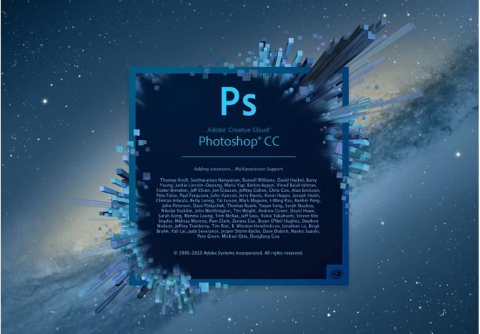 تحميل أحدث إصدار لبرنامج فوتوشوب وشرح بالفديديو كيفية تصميم بانر إعلاني Adobe Photoshop CC