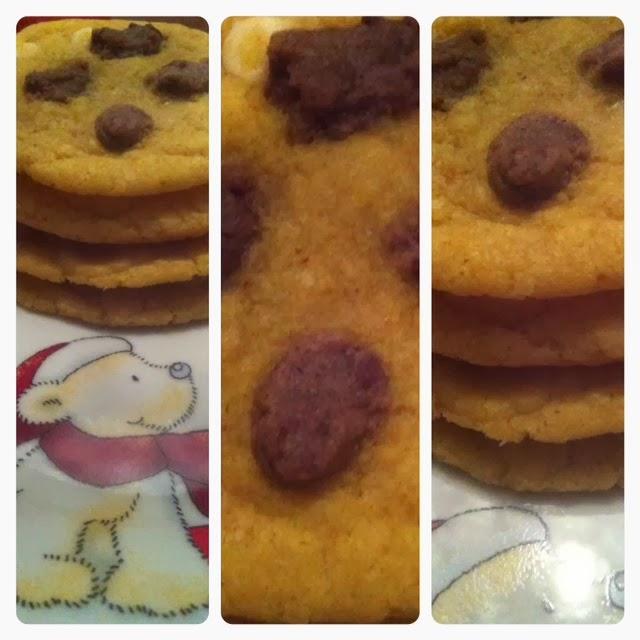 dagny's delights sega saffranscookies med pepparkaks cookie dough