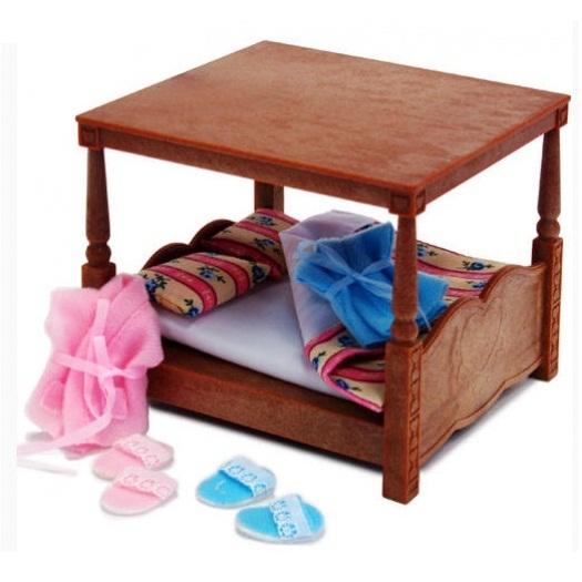 Кровать из дерева ребенку
