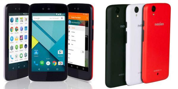 Daftar Harga Harga Hp Nexian Android Termurah Juli 2015