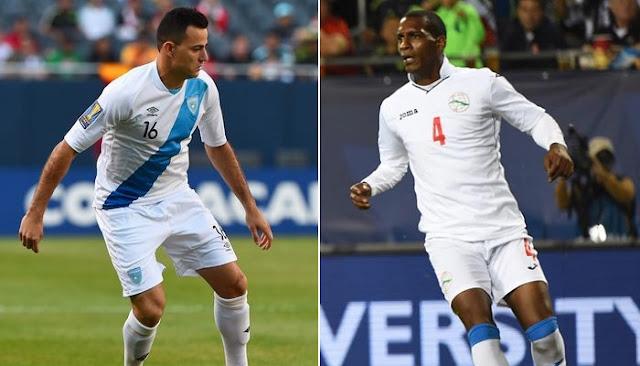 Cuba vs Guatemala en vivo
