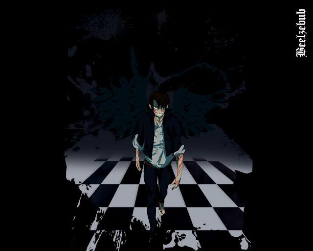 Beelzebub Tatsumi Oga Wallpaper 0006