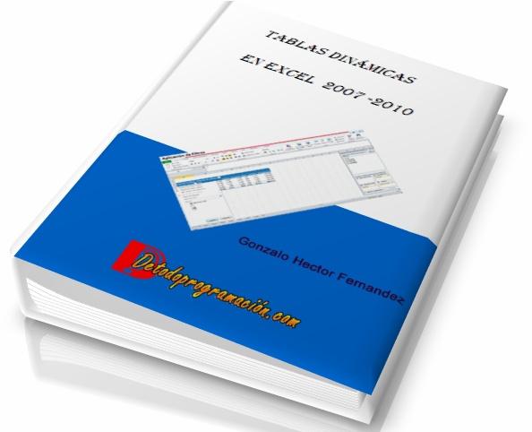 Tutorial Tablas Dinámicas en Excel 2007 - 2010 Español ...