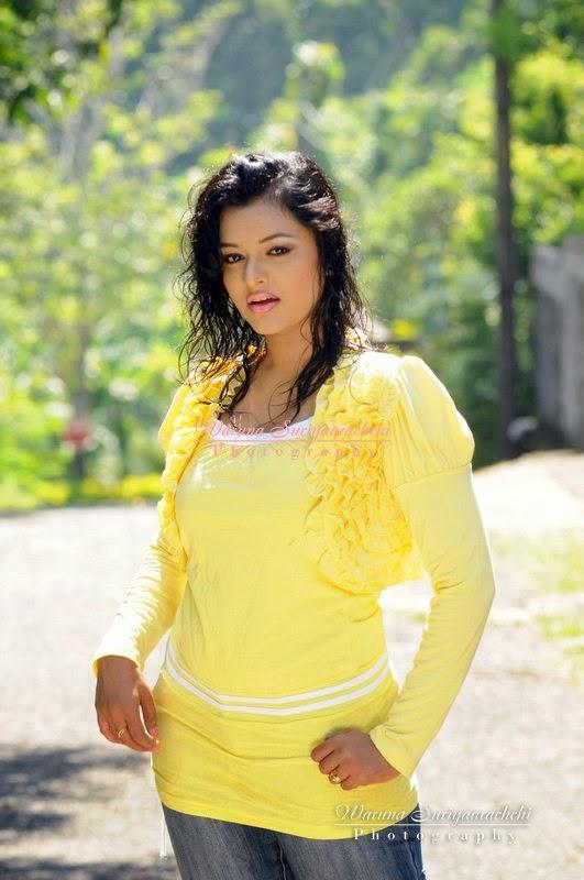 Oshadi Hewamadduma yellow