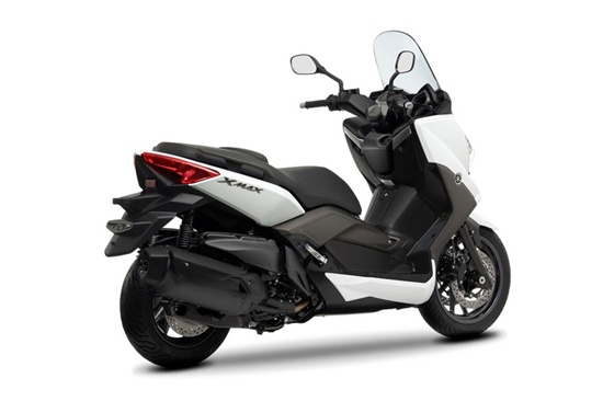 New Yamaha X-Max