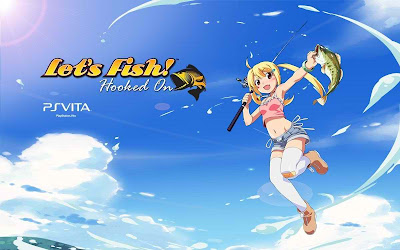 Let's Fish! Hooked On (PS Vita)