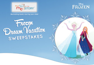 Enter A Frozen Dream Vacation Sweepstakes. Ends 7/17.