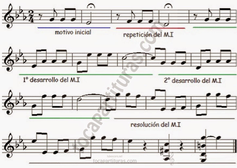 """libro """"Improvisación"""" donde hago un simple análisis sobre el desarrollo motívico en la 5° de Beethoven:"""