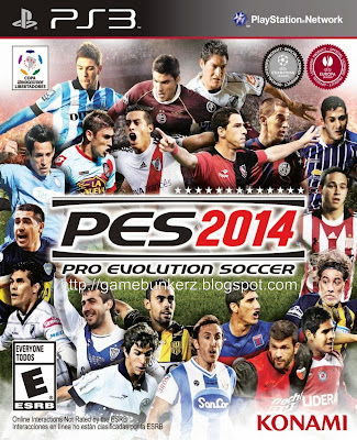 Pro Evolution Soccer 2014 ( PES 14 ) PS3