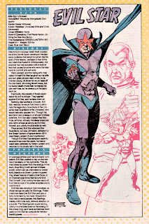 Estrella Malvada (ficha dc comics)