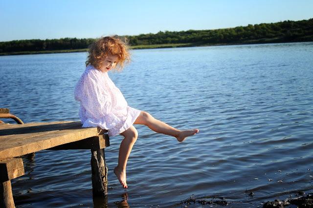 Лето, солнце, отдых на прудых, дети, фотосессия, моя доча, доченька