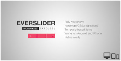 Download Everslider v1.4 Responsive WordPress Carousel Plugin