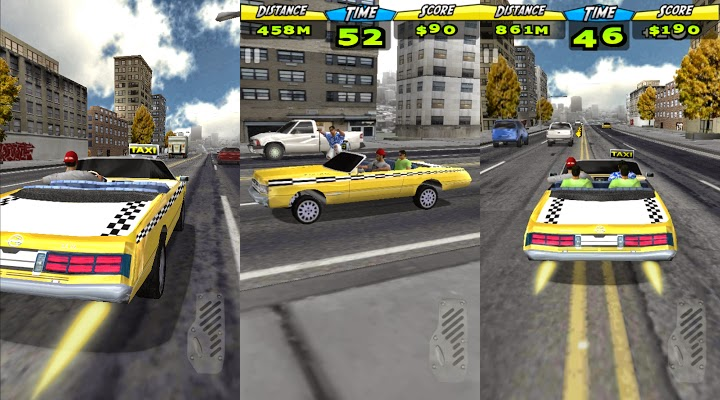 ZECA TAXI 3D Gameplay Android