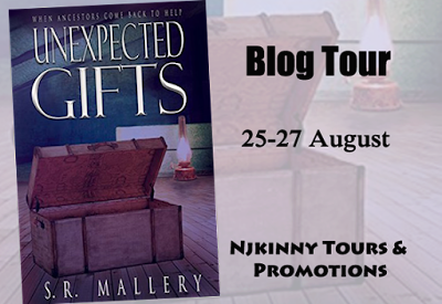 Follow The Blog Tour of Unexpected Gifts by SR Mallery (25-27 Aug)