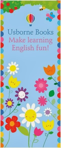 Make learning English fun!