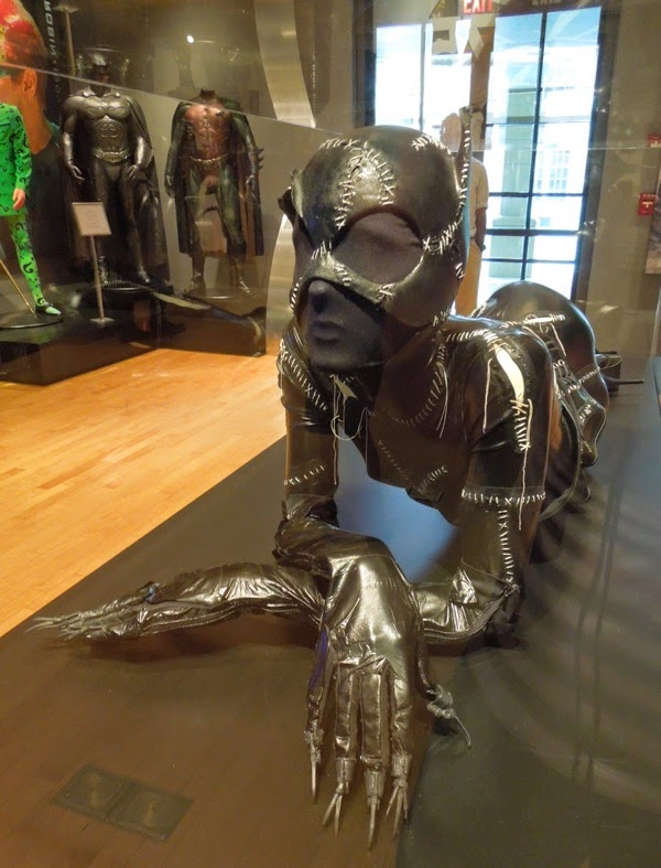 Original Catwoman costume Batman Returns