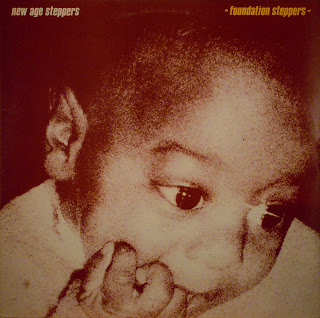 New Age Steppers - Foundation Steppers,On-U Sound LP21, 1982