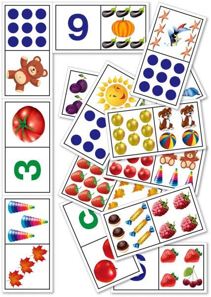 """Математична гра """"Логіки світу. ЧИСЛОВЕ ДОМІНО"""""""