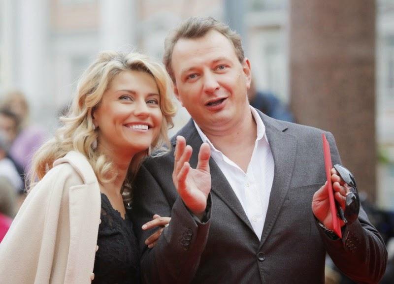 wife of Marat Basharov