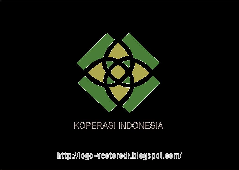 Logo Koperasi Terbaru Vector format cdr