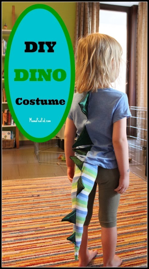Dress up Dinosaur Costume