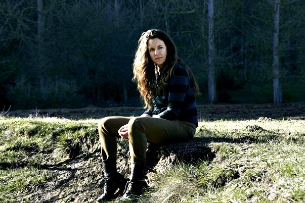 Claudia Llosa, directora de «No llores, vuela»
