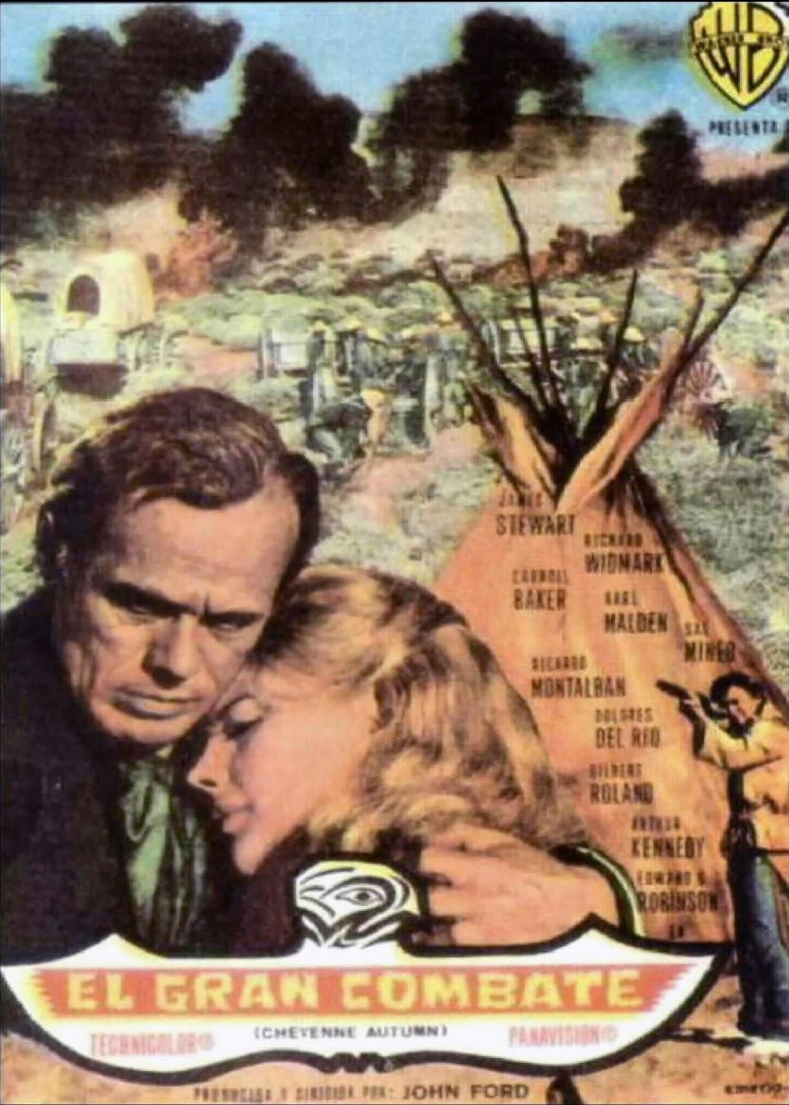 El Ocaso de los Cheyennes (1964)
