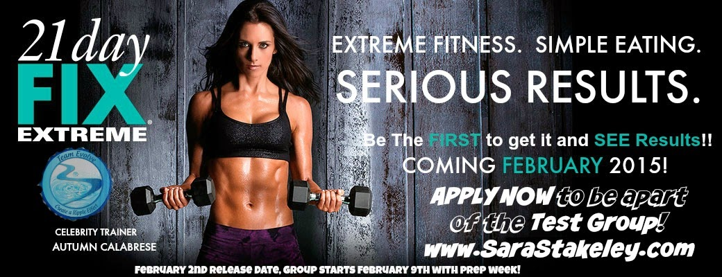 21 Day Fix Extreme, 21 Day Fix, Test group for the 21 day fix extreme, Sara Stakeley, Sarastakeley.com, 21 day fix meal plan, 21 Day Fix on sale, 21 day fix PCOS,