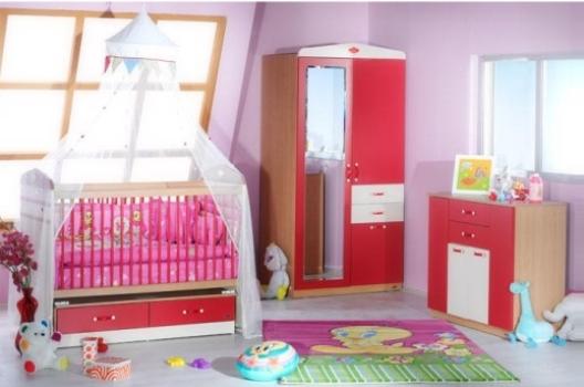 hedza+k%C4%B1z+bebek+odas%C4%B1+%2835%29 Kız Bebeği Odaları Dekorasyonu