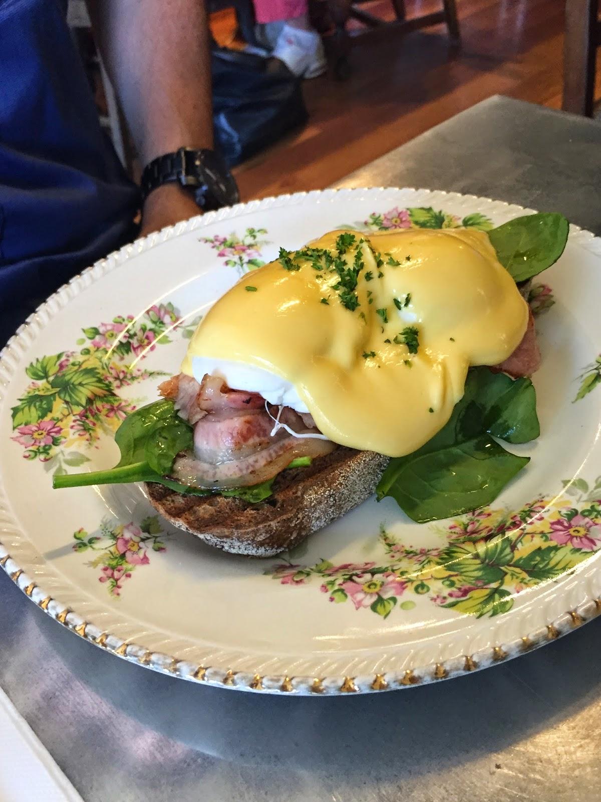 Cassie Cakes Sydney Review Revolver Eggs Benedict Brisbane Blog Food