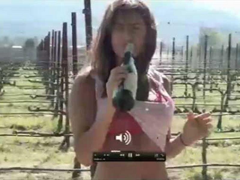 """Apareció un video prohibido de Silvina Luna: """"Sí, soy yo"""""""