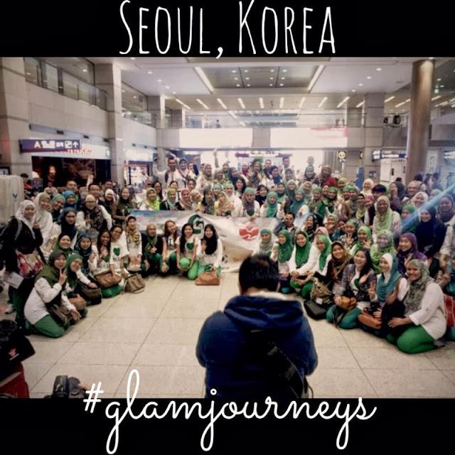 glamjourneys glam in seoul korea